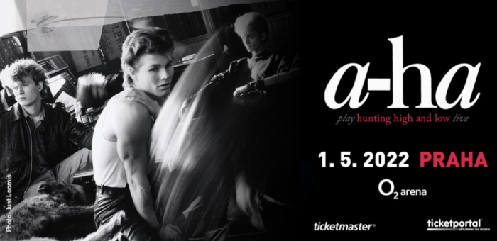 A-ha přesouvají svůj první český koncert. 35 let hitu Take On Me oslaví v O2 areně v květnu 2022