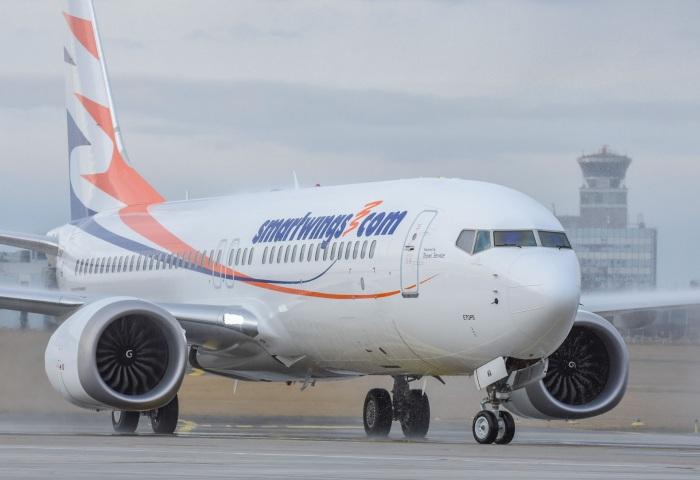 Aerolinky Smartwings vrátily letoun Boeing 737 MAX do komerčního provozu