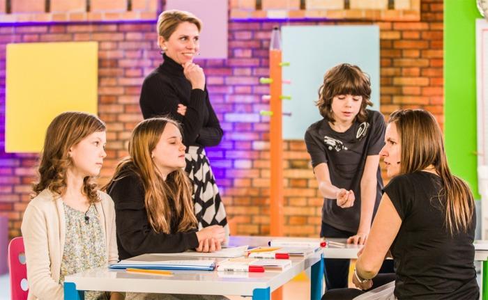 Česká televize zařazuje opět do svého vysílání vzdělávací pořad pro děti UčíTelka