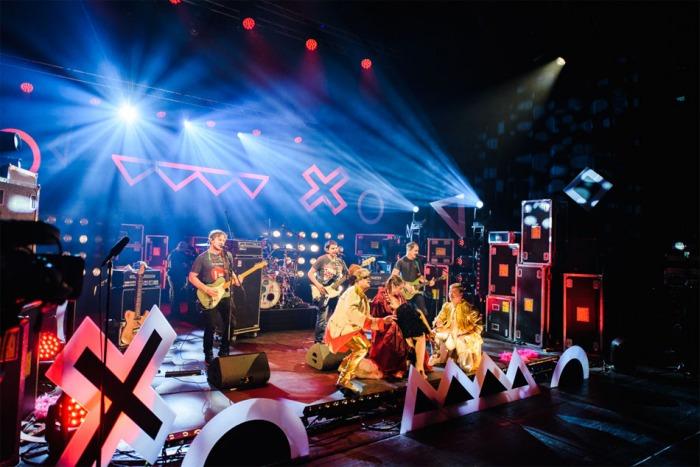 Koncert Národ sobě - kultura tobě oslovil více než 1,5 miliónu diváků