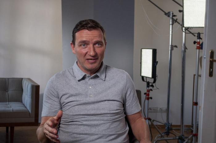 Šmicr, Čech či Baroš. Zlatá éra českého fotbalu v novém cyklu České televize