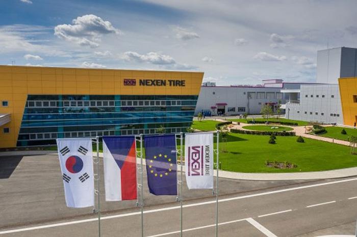 I navzdory okolnostem výroba Nexen Tire Europe stále narůstá