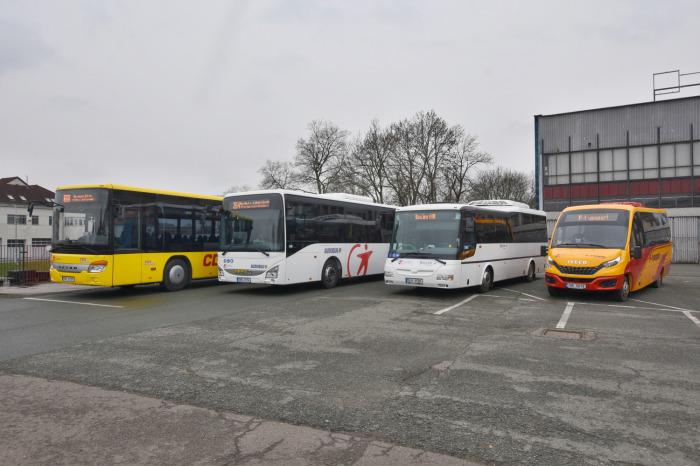 Dopravu v Královéhradeckém kraji zajišťuje přes 200 nových vozidel
