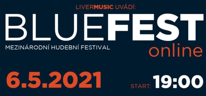 Tradiční mezinárodní festival BlueFest se v květnu uskuteční vonline podobě