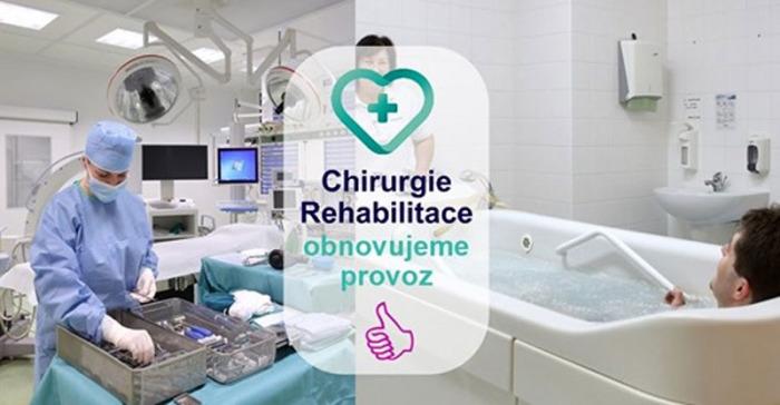 Domažlická nemocnice začala redukovat covidová lůžka a obnovila provoz chirurgie a rehabilitace