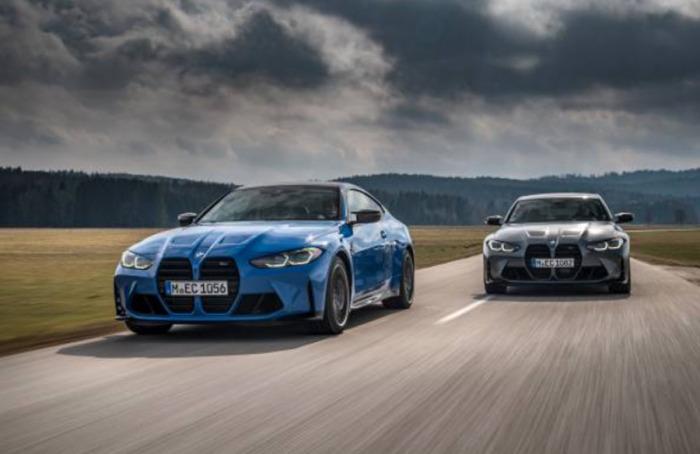 Pohon M xDrive debutuje v modelech BMW M3 a BMW M4