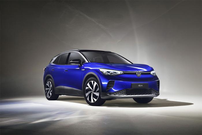 Elektrické SUV ID.4 obdrželo v testech Euro NCAP pětihvězdičkové hodnocení