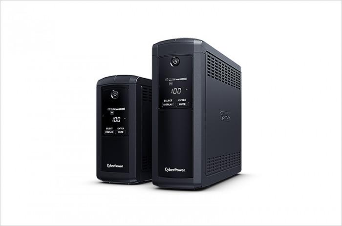 Energeticky nenáročné profesionální záložní zdroje CyberPower Value Pro