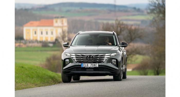 Hyundai TUCSON ve variantě Plug-in Hybrid přichází na český trh