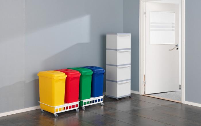 Jak třídit odpad ve firmě či kanceláři