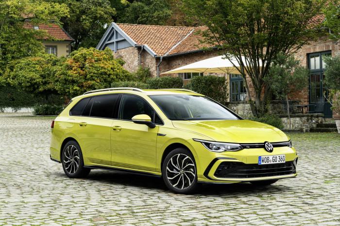 Dlouhý za cenu krátkého: Mimořádná nabídka nového modelu Volkswagen Golf Variant