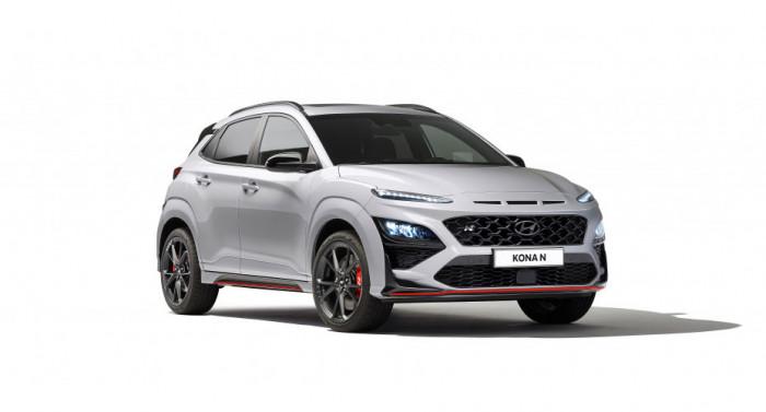 Opravdu ostré SUV: Hyundai Motor odhaluje zcela nový model KONA N
