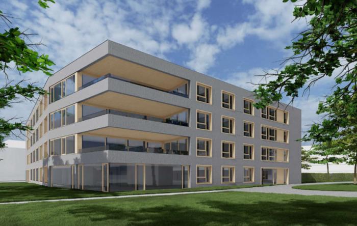 Pardubice již znají podobu nového domova pro seniory