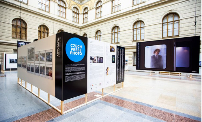 Výstava Czech Press Photo se poprvé koná v Národním muzeu
