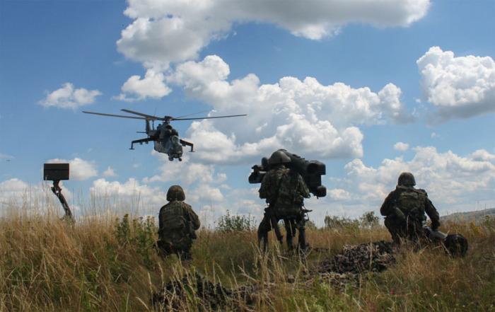 Strakoničtí vojáci absolvovali certifikaci podle náročných standardů NATO