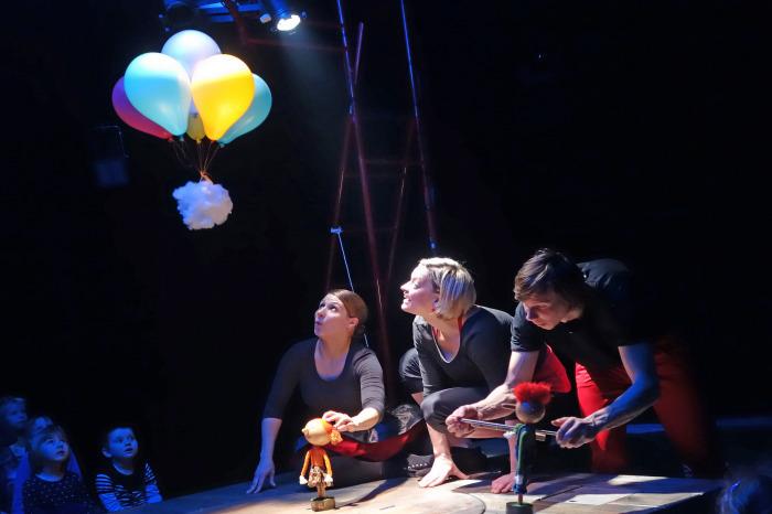 Květnové víkendy sNaivním divadlem Liberec a hosty