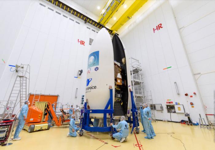 Raketa Vega hlásí další úspěšnou misi za účasti brněnské firmy SAB Aerospace