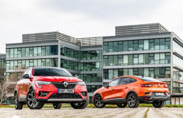 Nový Renault Arkana: sportovní, hybridní a prostorný