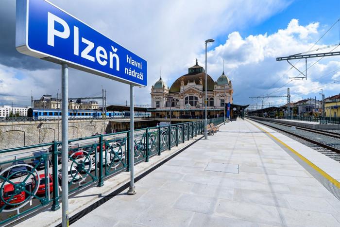 Na plzeňském hlavním nádraží začne rekonstrukce výpravní budovy