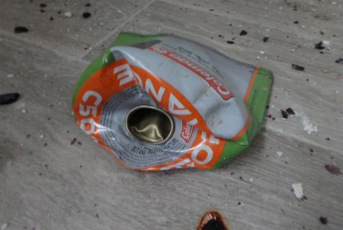V Malých Svatoňovicích na Trutnovsku došlo k výbuchu plynové kartuše uvnitř bytu