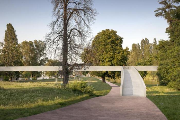 Lávka HolKa mezi Holešovicemi a Karlínem má stavební povolení. Budovat se začne na konci léta