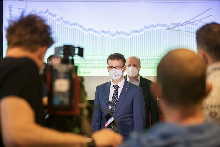 Epidemie koronaviru ve Zlínském kraji zpomaluje. Značný podíl na zlepšující se situaci má očkování