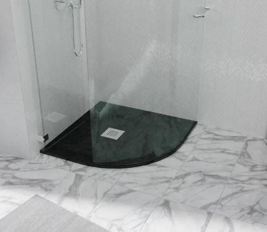 Sprchová vanička - Nezbytné koupelnové vybavení