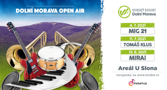 Horský resort Dolní Morava ožije hudbou