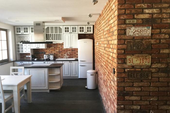 Originální kuchyně díky obkladům