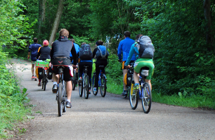 Cyrilometodějská stezka nabízí stovky kilometrů nezapomenutelných zážitků