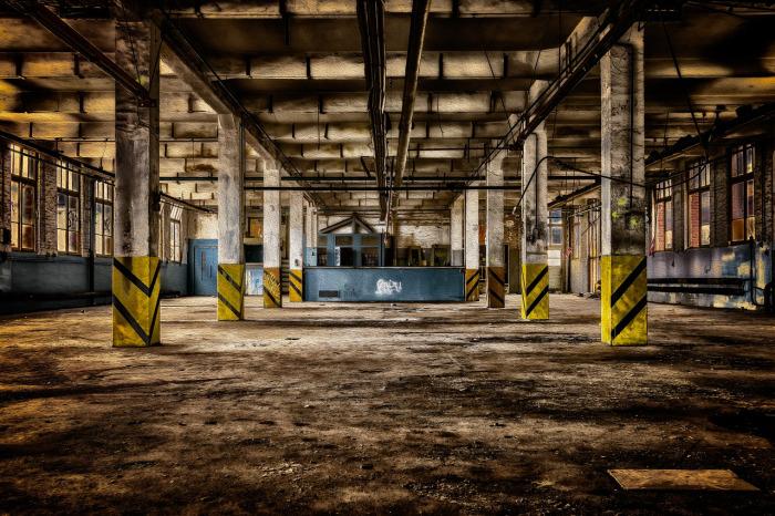 Stát připravuje sanaci bývalého areálu Avia v Letňanech
