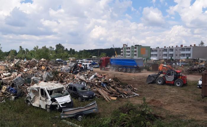 Ministersvo pomůže lidem přímo na místě vyřešit dotace a půjčky na obnovu obydlí po ničivém tornádu