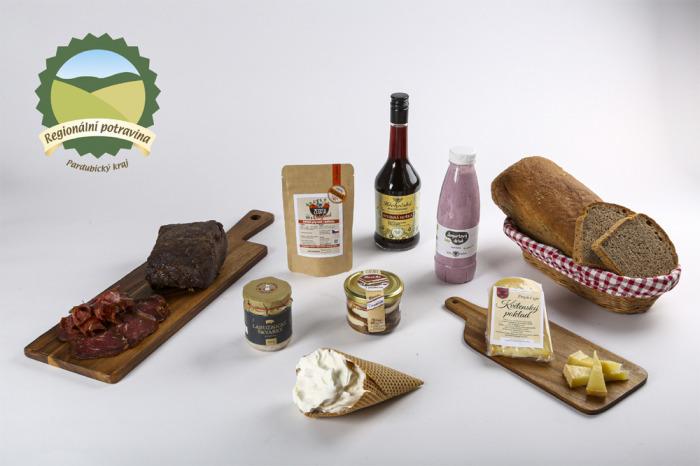 Regionální potravina Pardubického kraje zná nové adepty na ocenění