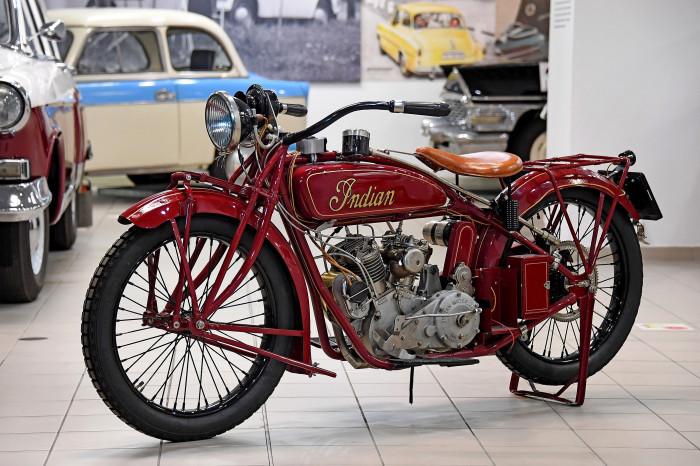 Do sbírky Technického muzea v Brně přibyly historické motocykly