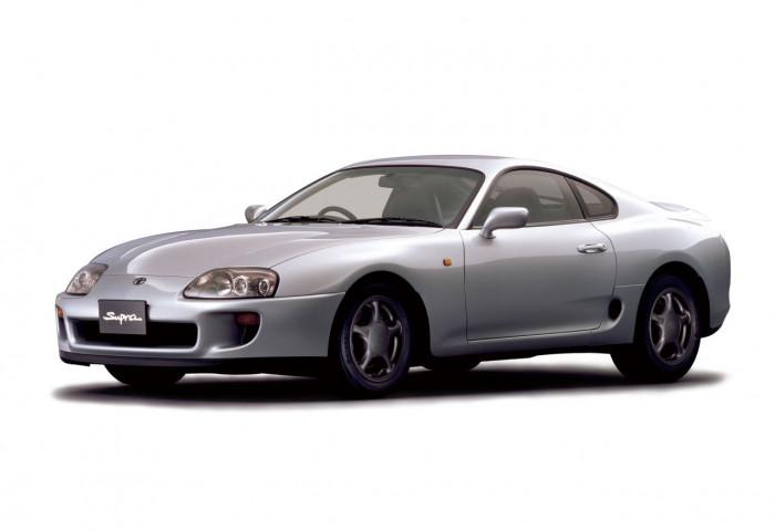 Toyota bude vyrábět a prodávat kopie dalších náhradních dílů pro Supru A70 a A80