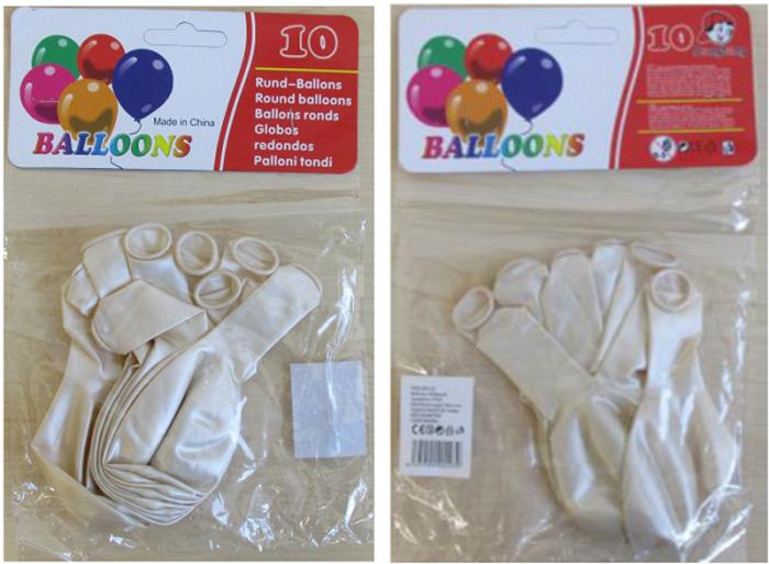 Česká obchodní inspekce zakázala na trhu nebezpečné nafukovací balónky