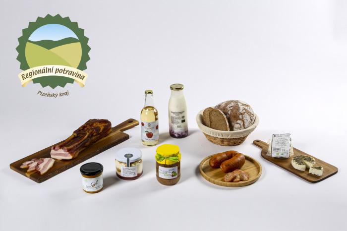 Plzeňský kraj vyhlásil nominované v soutěži Regionální potravina
