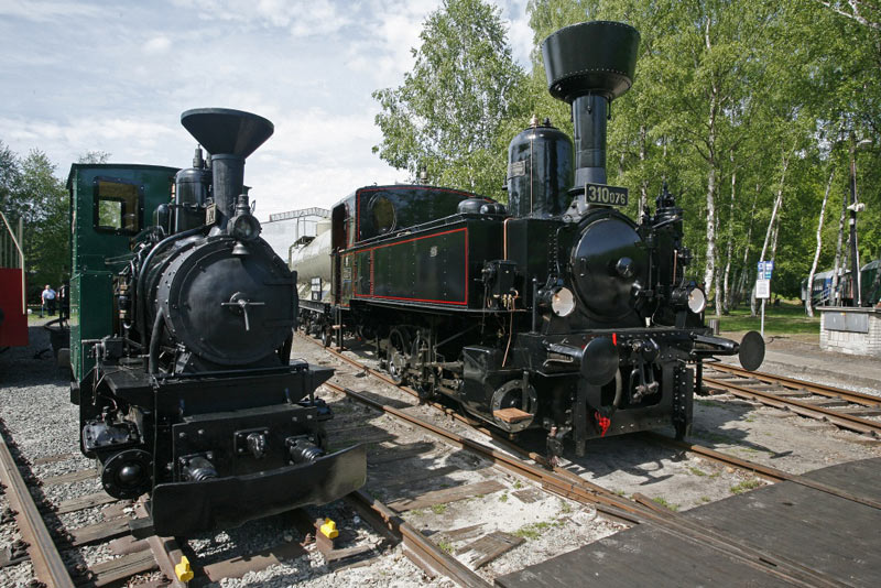Na Volarsko se vrací parní vlaky
