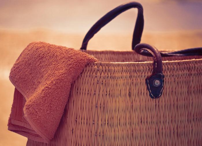 Nezbytnou letní výbavou jsou rozhodně plážové tašky