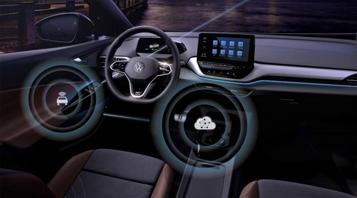 Nové funkce a více komfortu: Volkswagen spouští aktualizace Over the Air pro rodinu ID