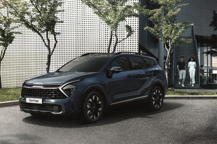 Zbrusu nová Kia Sportage - vrcholný reprezentant městských SUV