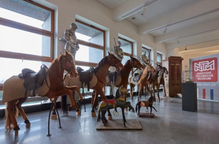 Národní technické muzeum našlo zhotovitele na opravu Letenského kolotoče