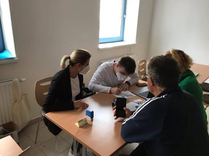 Dostálová: Mobilní týmy během pěti dnů přijaly 663 žádostí v programu Živel