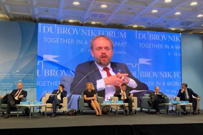 Na Dubrovnickém fóru podpořil ministr Kulhánek evropskou integraci zemí západního Balkánu