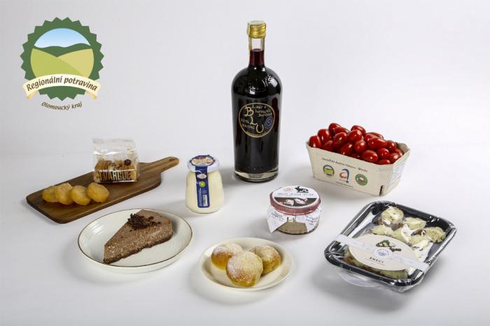 V Olomouckém kraji je na titul Regionální potravina nominováno 8 výrobků