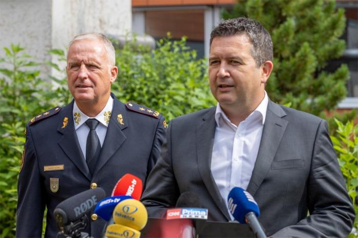 Generálmajor Ing. Vladimír Vlček se stal novým generálním ředitelem Hasičského záchranného sboru ČR