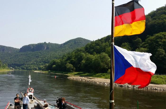 Smlouva o splavnění Labe mezi Českem a Německem je podepsána!