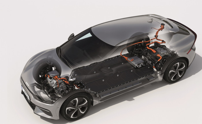 Kia EV6 s dojezdem až 528 km - alternativa pro každodenní mobilitu