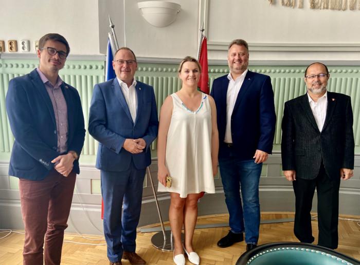 Spolupráce Jihočeského kraje a Horního Rakouska v oblasti energetiky potvrzena