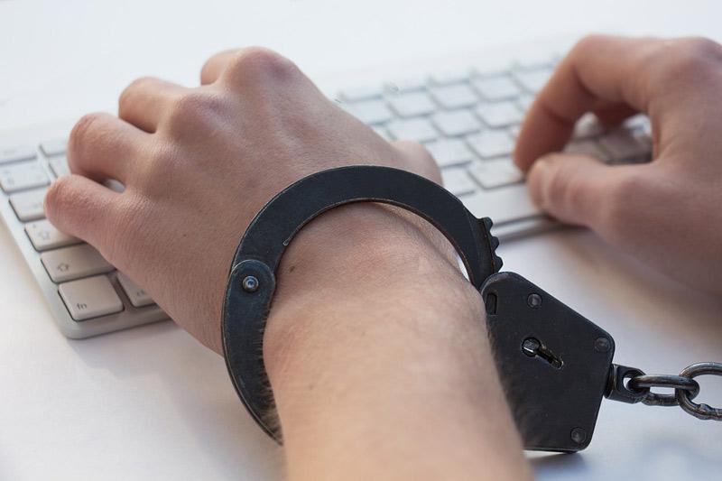 Mladík na internetovém serveru porušil autorská práva, způsobená škoda přesahuje10 milionů
